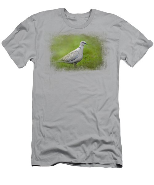 Spring Dove Men's T-Shirt (Athletic Fit)