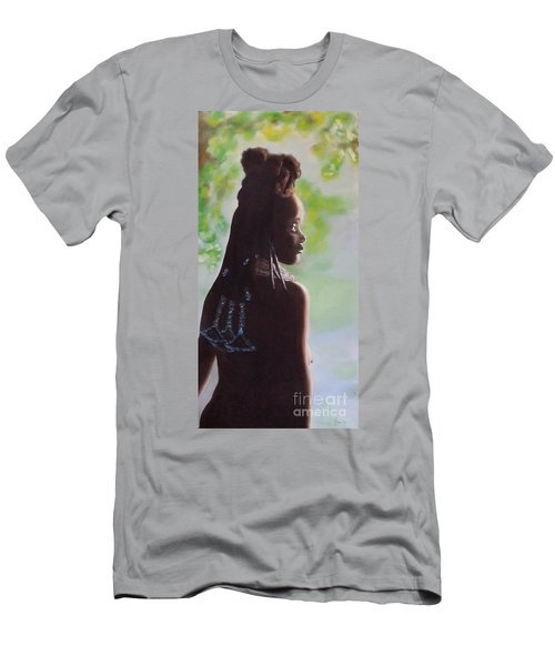 Spring In Africa Men's T-Shirt (Athletic Fit)