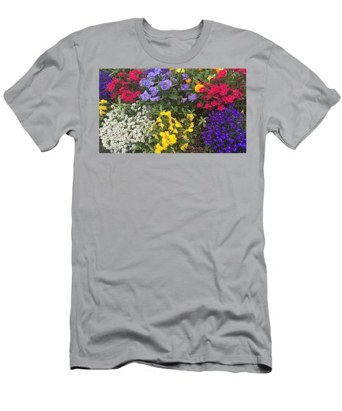 Spring In My Step Men's T-Shirt (Athletic Fit)