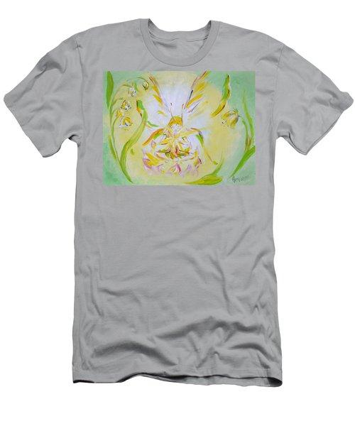 Spring Light Men's T-Shirt (Athletic Fit)