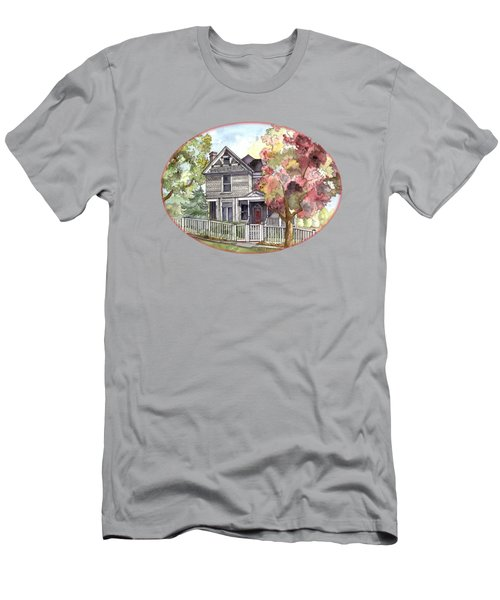 Springtime In The Country Men's T-Shirt (Athletic Fit)