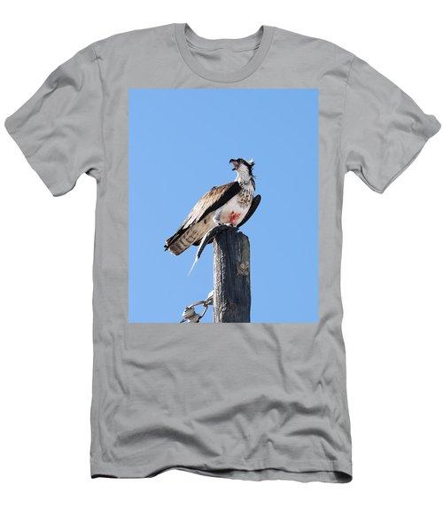 Squawk  Men's T-Shirt (Athletic Fit)