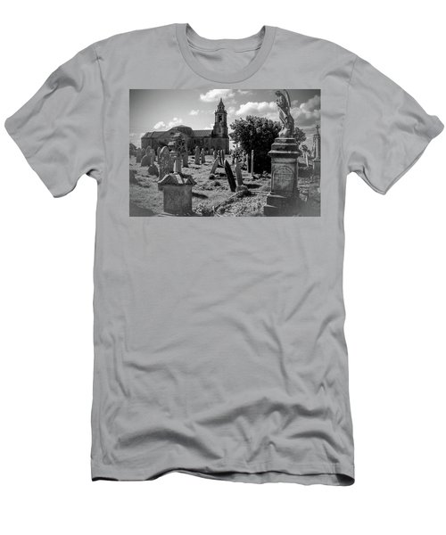 St Georges Angel Men's T-Shirt (Athletic Fit)