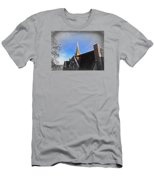 St. Peter's Spire Men's T-Shirt (Athletic Fit)