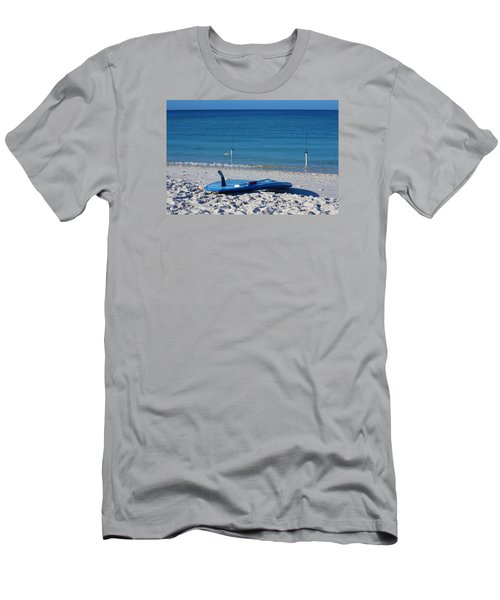 Stand Up Paddle Board Men's T-Shirt (Athletic Fit)