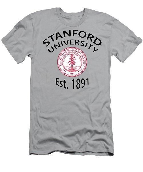 Stanford University Est 1891 Men's T-Shirt (Athletic Fit)