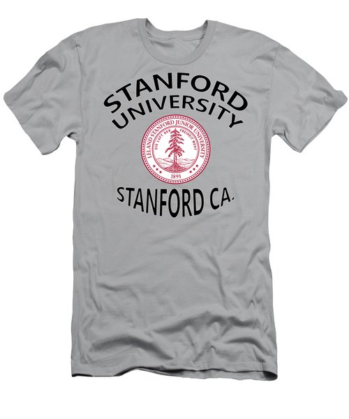 Stanford University Stanford California  Men's T-Shirt (Athletic Fit)