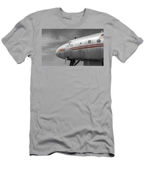 Star Of Switzerland Men's T-Shirt (Athletic Fit)