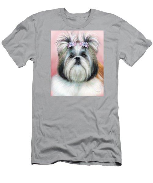 Stassi The Tzu Men's T-Shirt (Athletic Fit)