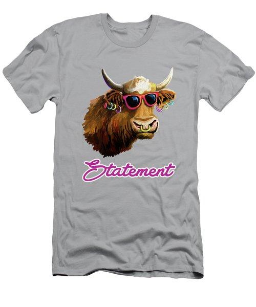 Statement Men's T-Shirt (Athletic Fit)