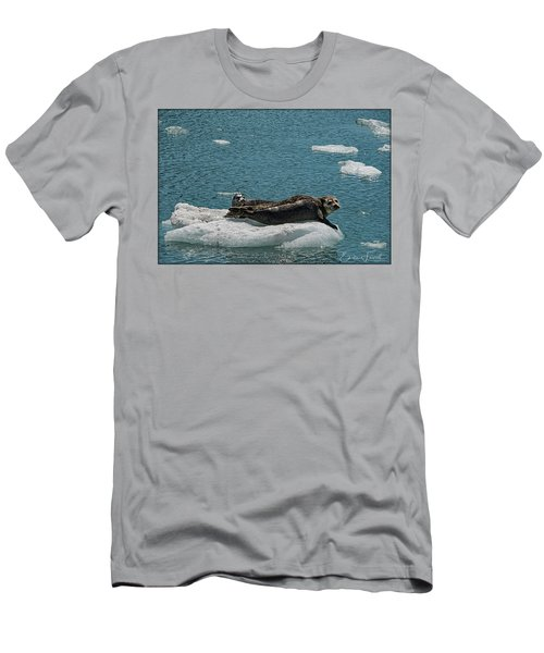 Staying Cool Men's T-Shirt (Athletic Fit)
