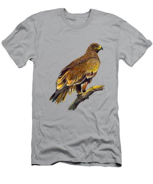 Steppe Eagle Men's T-Shirt (Athletic Fit)