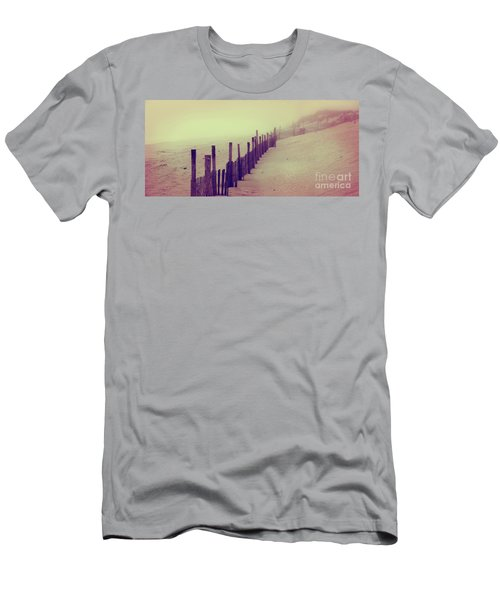 Stepping In A Clouded Dream Men's T-Shirt (Athletic Fit)
