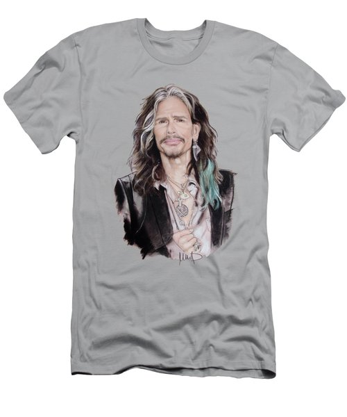 Steven Tyler 1 Men's T-Shirt (Athletic Fit)
