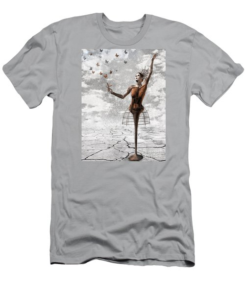 Still Believe Men's T-Shirt (Athletic Fit)