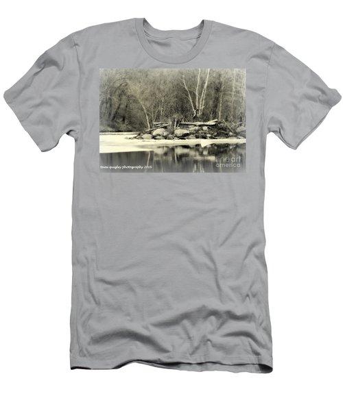 Still December  Men's T-Shirt (Athletic Fit)