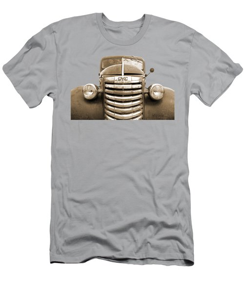 Still Going Strong - Sepia Men's T-Shirt (Athletic Fit)