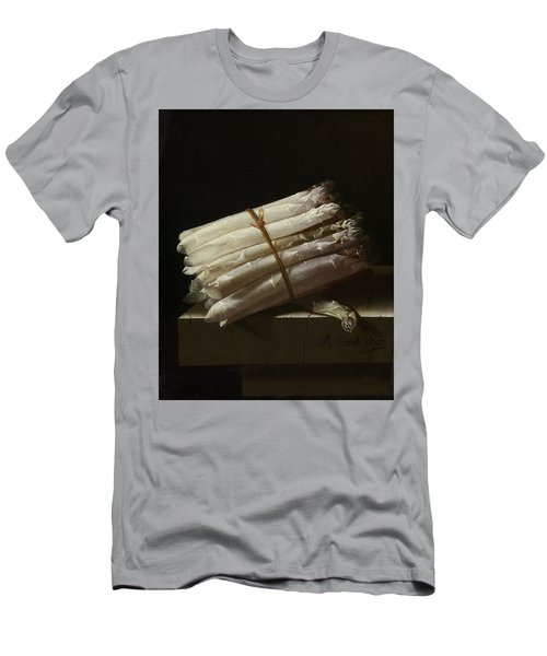 Still Life With Asparagus, 1697 Men's T-Shirt (Athletic Fit)