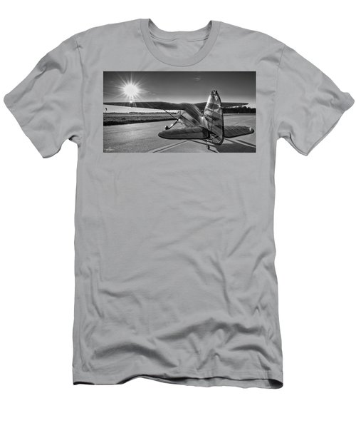 Stinson On The Ramp Men's T-Shirt (Athletic Fit)