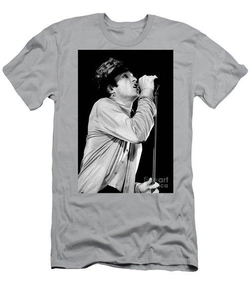 Stp-2000-scott-0929 Men's T-Shirt (Slim Fit) by Timothy Bischoff