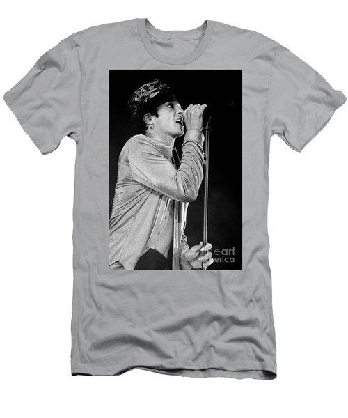 Stp-2000-scott-0934 Men's T-Shirt (Slim Fit) by Timothy Bischoff