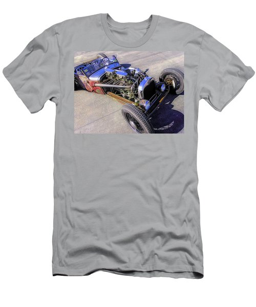 Straight Eight Men's T-Shirt (Athletic Fit)