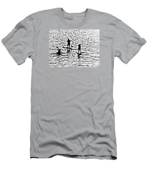 Strange Journey Men's T-Shirt (Athletic Fit)