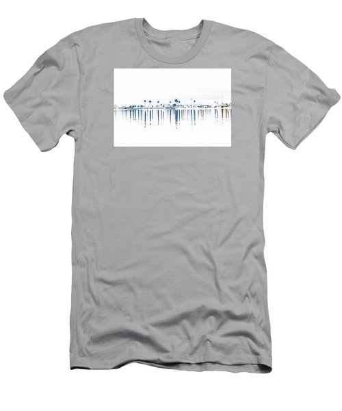 Streaming Lights Men's T-Shirt (Athletic Fit)