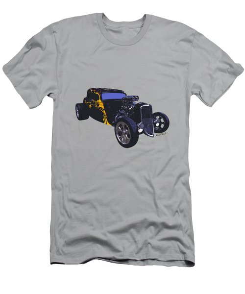 Street Rod What Is It Men's T-Shirt (Athletic Fit)