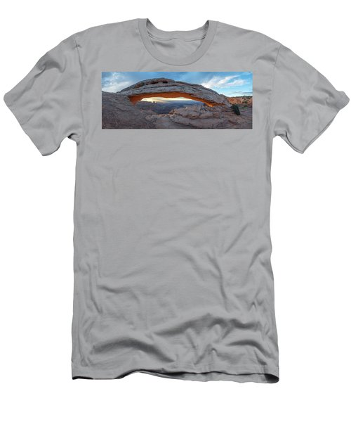 Men's T-Shirt (Slim Fit) featuring the photograph Stuck In A Moment by Dustin LeFevre