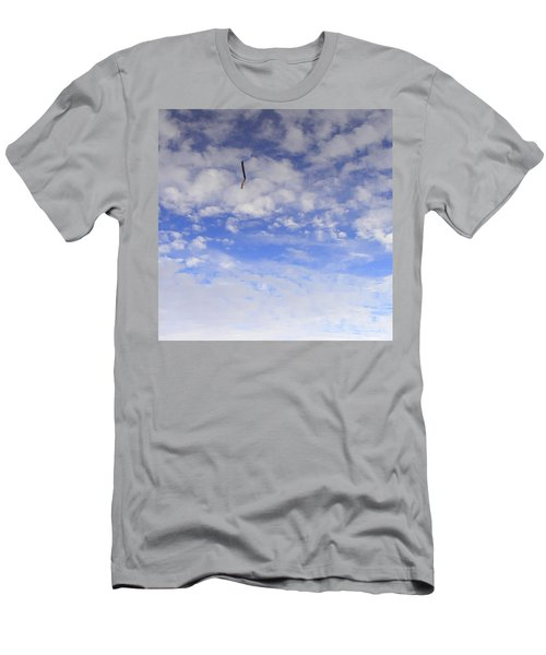 Stuck In The Clouds Men's T-Shirt (Athletic Fit)