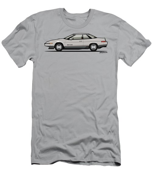 Subaru Alcyone Xt-turbo Vortex Silver Men's T-Shirt (Athletic Fit)