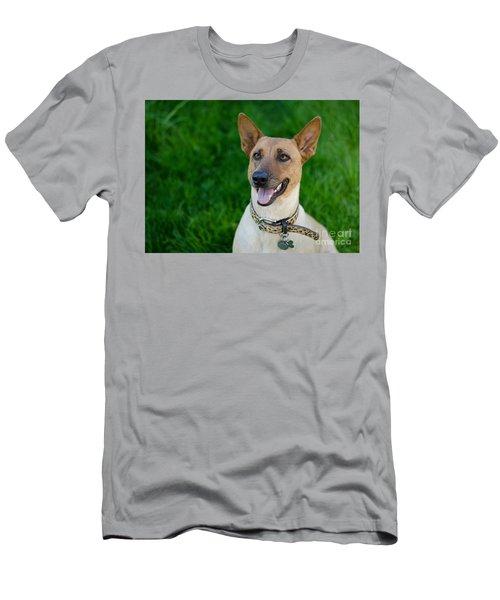 Sugar 2 Rectangular Men's T-Shirt (Athletic Fit)