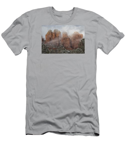 Men's T-Shirt (Slim Fit) featuring the photograph Sugarloaf Trail  by Tom Kelly