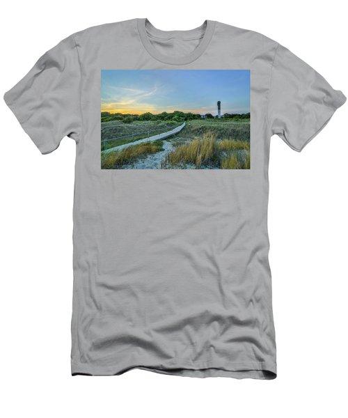 Sullivan's Island Evening Men's T-Shirt (Athletic Fit)