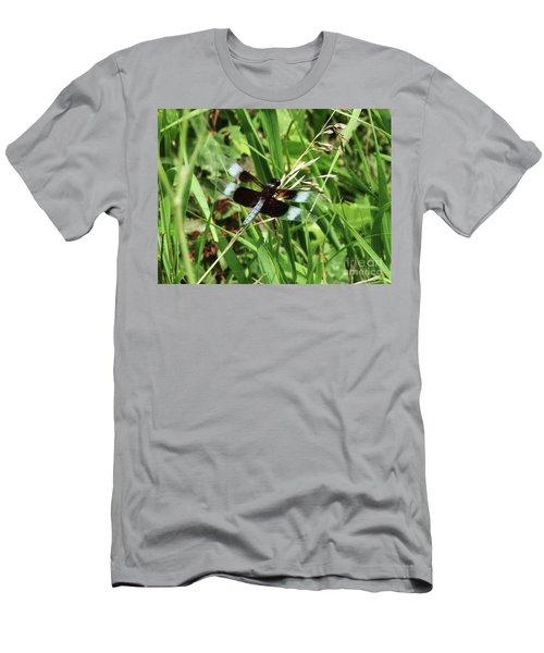 Summer Dragons Men's T-Shirt (Slim Fit) by J L Zarek
