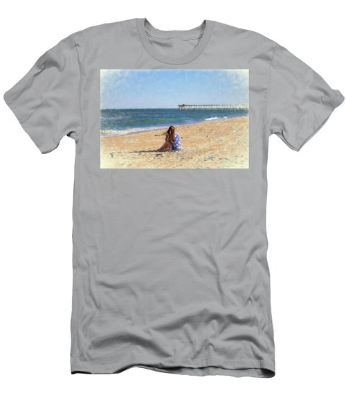 Summer Dream Men's T-Shirt (Athletic Fit)
