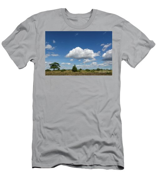 Summer Landscape Men's T-Shirt (Slim Fit) by Kennerth and Birgitta Kullman