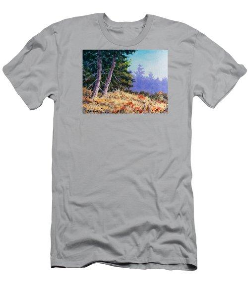 Summers End Men's T-Shirt (Athletic Fit)