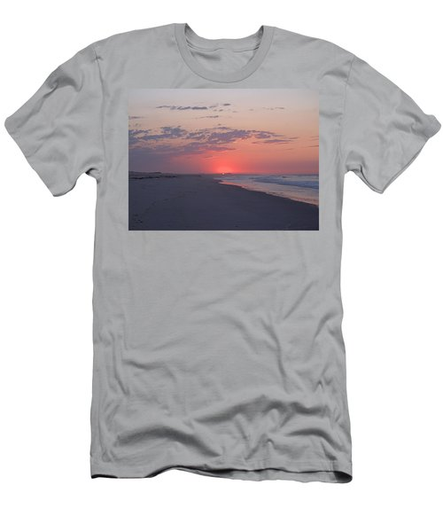 Men's T-Shirt (Slim Fit) featuring the photograph Sun Pop by  Newwwman