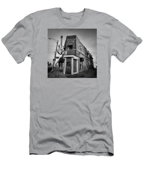 Sun Studio - Memphis #4 Men's T-Shirt (Athletic Fit)