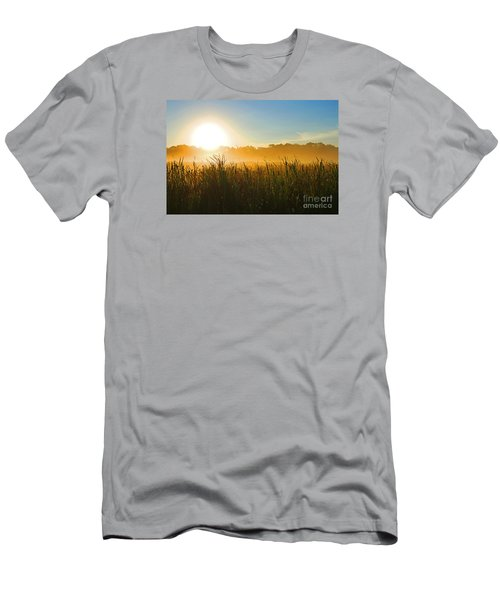 Sun Up Men's T-Shirt (Athletic Fit)