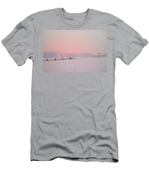 Sun Up On 12th Men's T-Shirt (Athletic Fit)