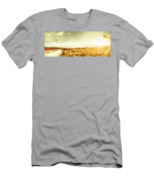 Sundown Bend Men's T-Shirt (Athletic Fit)