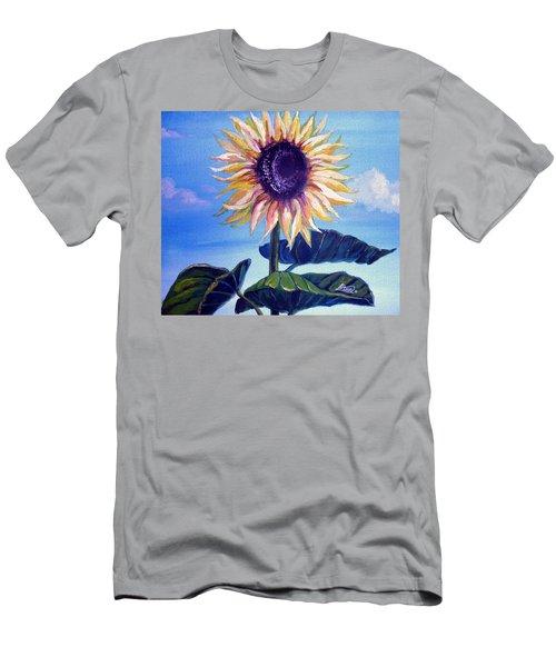 Sunflower Men's T-Shirt (Athletic Fit)