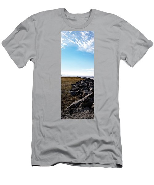Men's T-Shirt (Athletic Fit) featuring the photograph Sunny Afternoon-t1 by Onyonet  Photo Studios