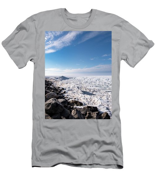Men's T-Shirt (Athletic Fit) featuring the photograph Sunny Afternoon-t2 by Onyonet  Photo Studios