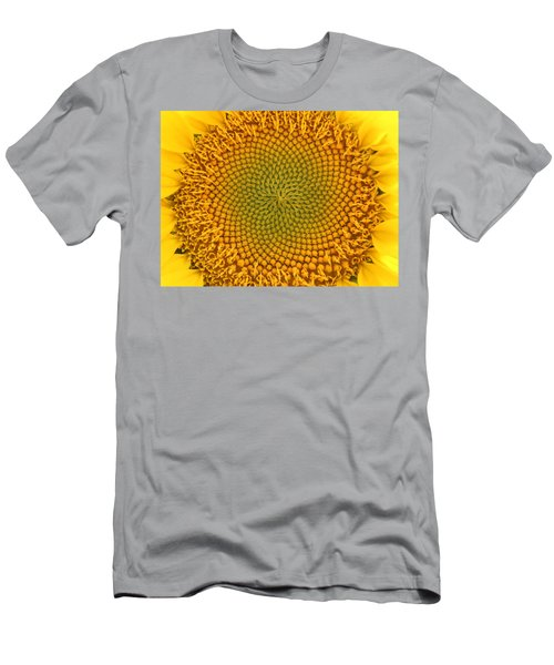 Sunny Swirl Men's T-Shirt (Athletic Fit)