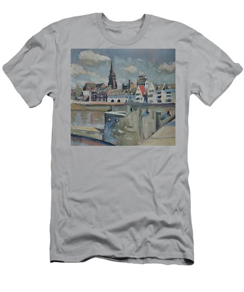 Sunny Wyck Maastricht Men's T-Shirt (Athletic Fit)