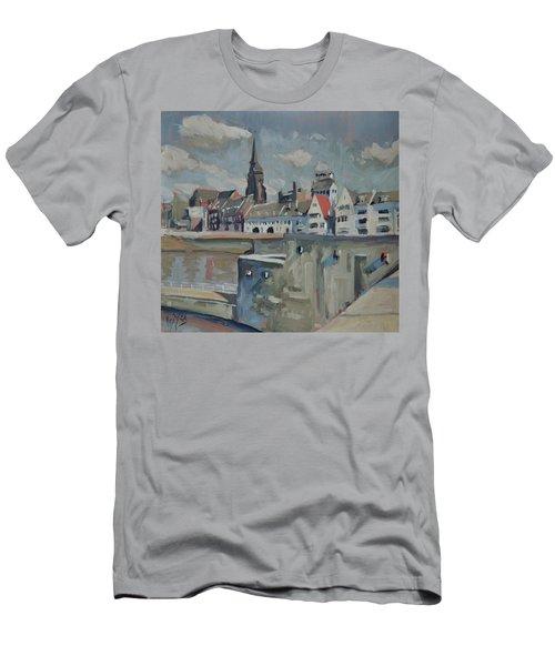 Sunny Wyck Maastricht Men's T-Shirt (Athletic Fit)